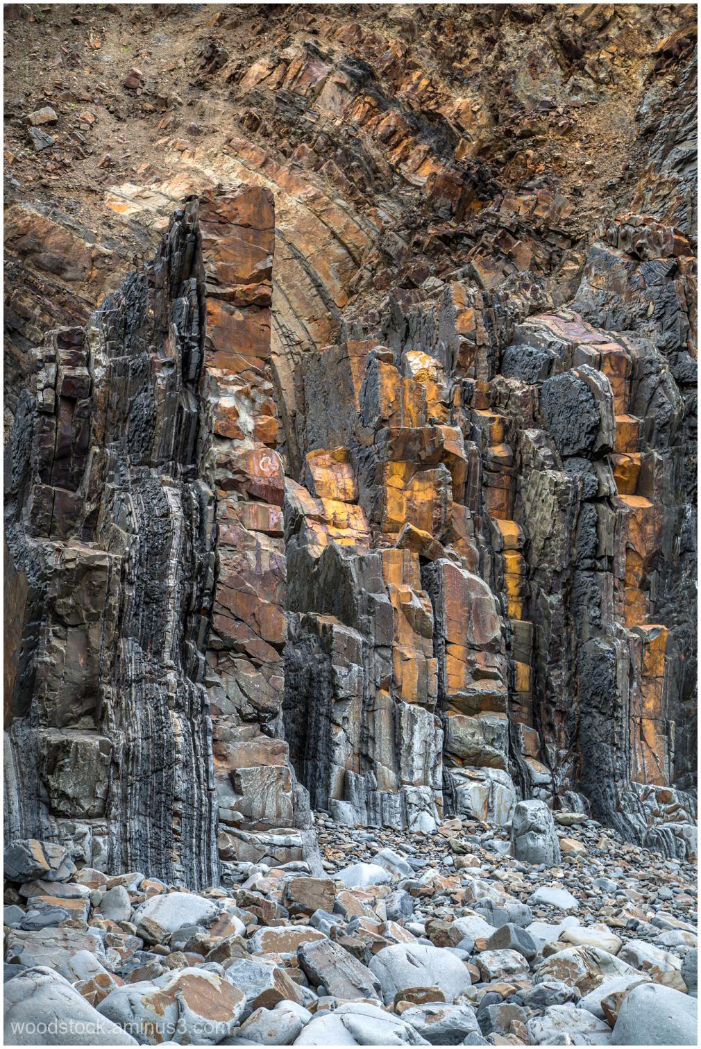 'On The Rocks'