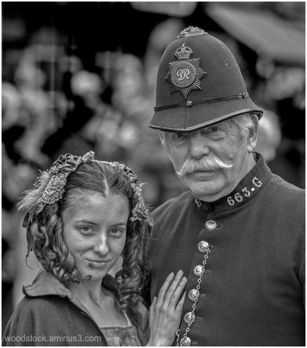 A Policeman's Lot .........