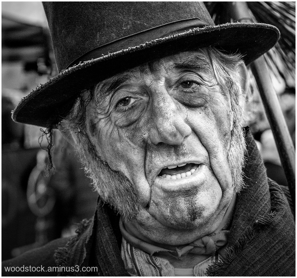 The Victorian Chimney Sweep