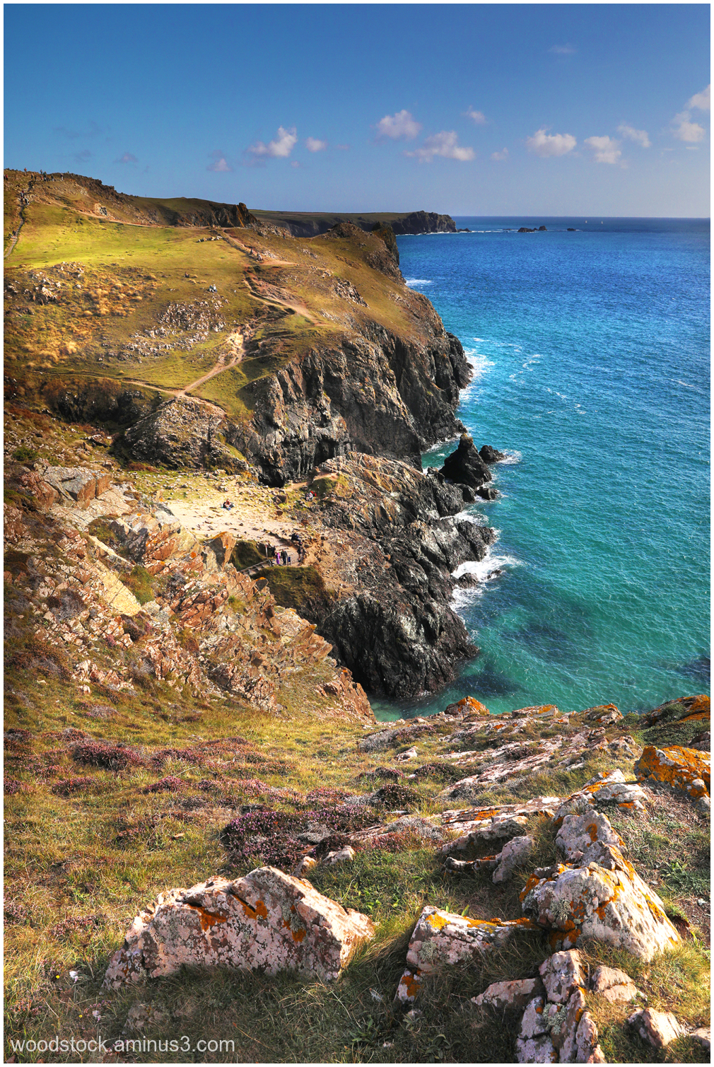 Looking South From Mullion Cove