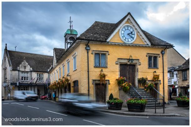 Market House Tetbury