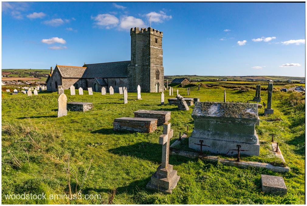 Tintagel Church