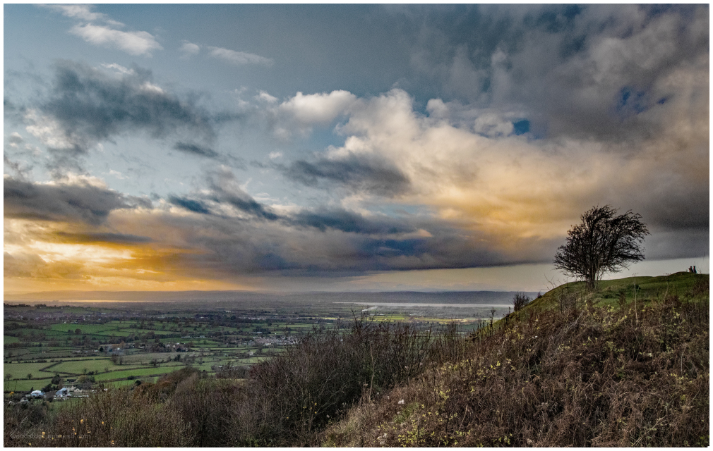 From Frocester Hill