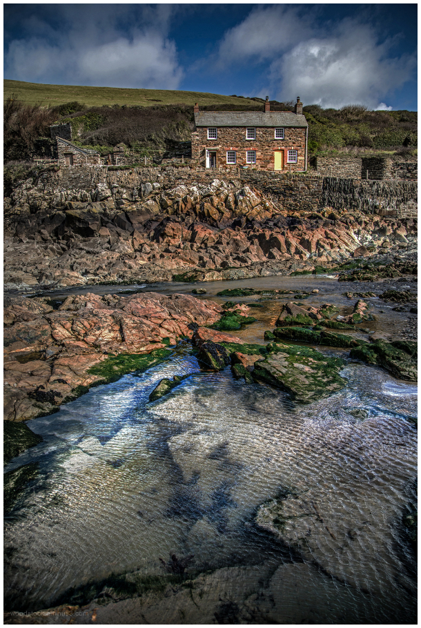 Port Quin, Cornwall