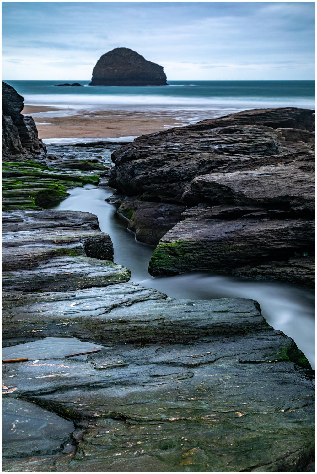 Trebarwith Strand, Cornwall