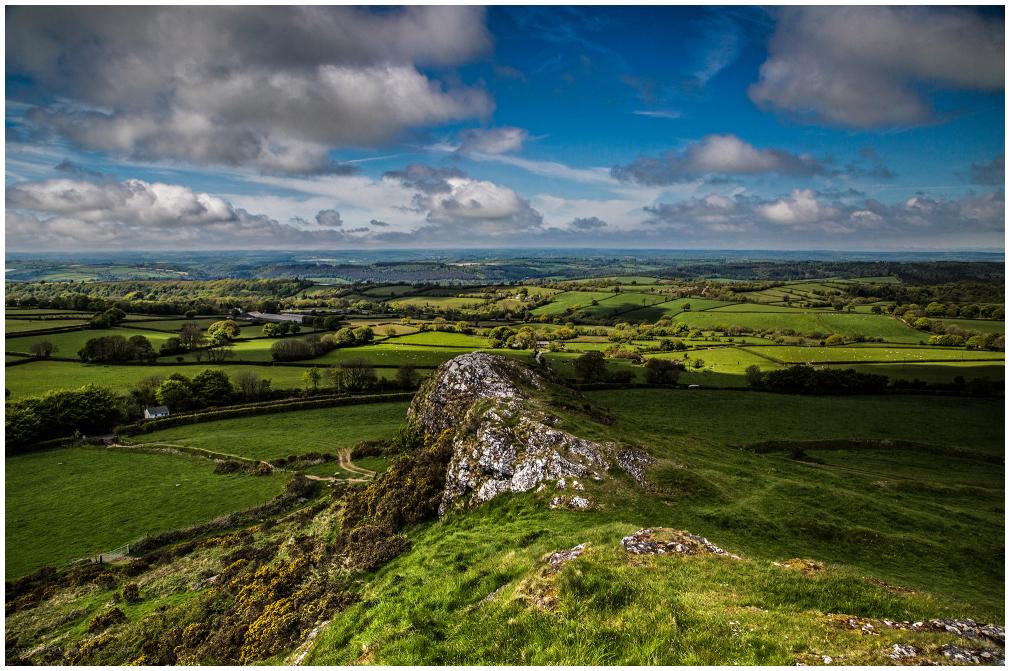 From Brent Tor - Dartmoor