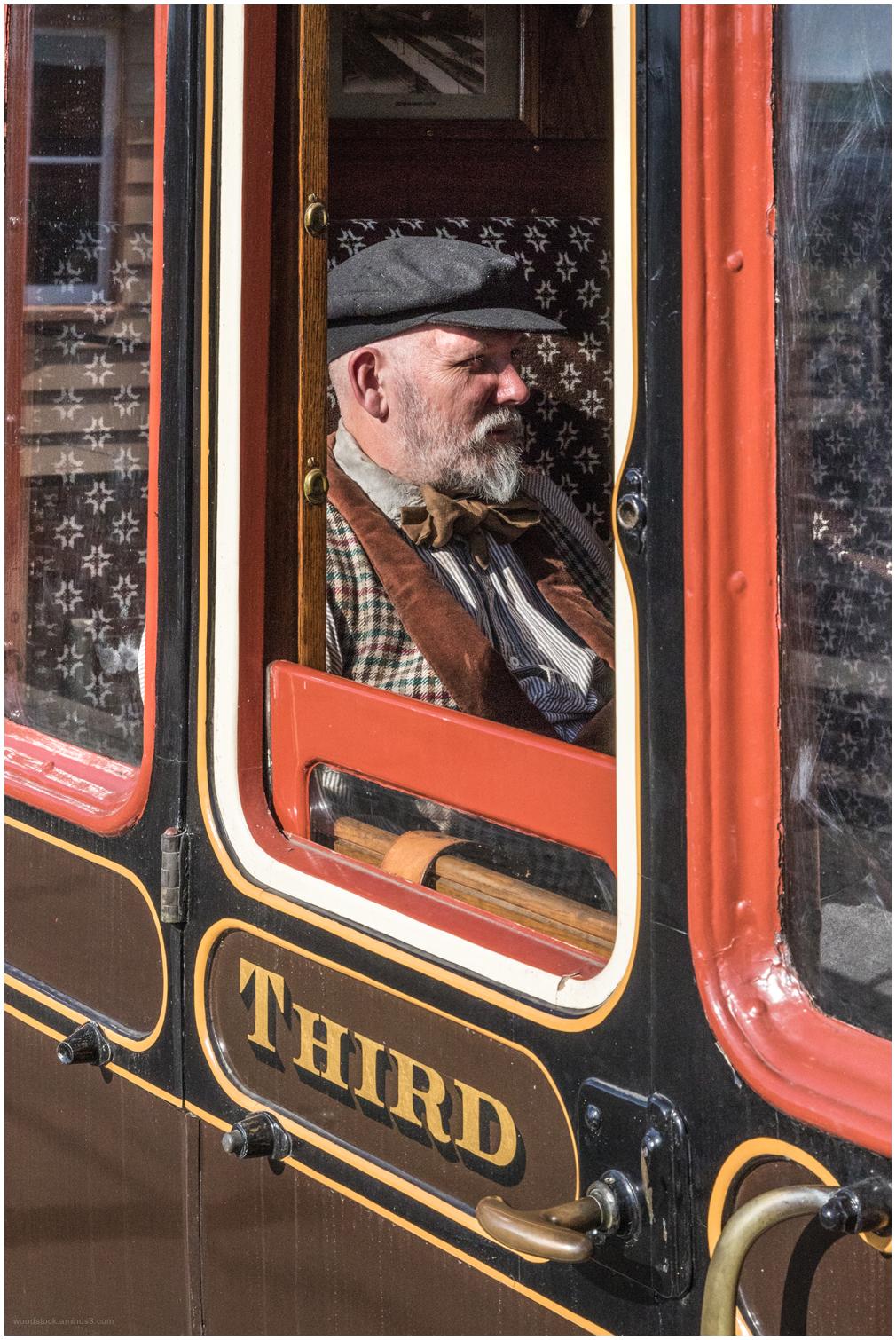 Victorian Traveller