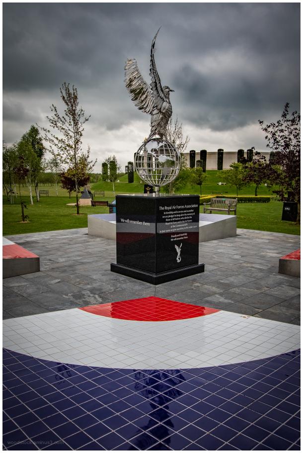 RAFA at The National Memorial