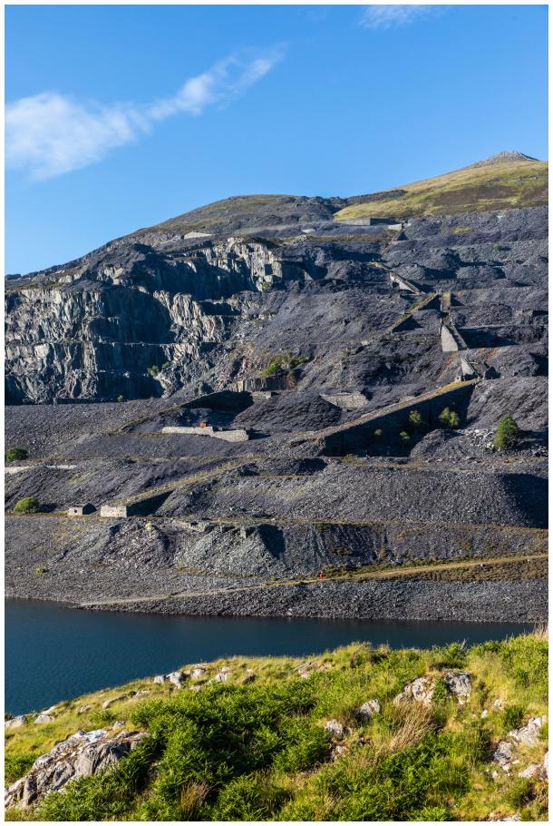 Slate Quarry Llanberis 2
