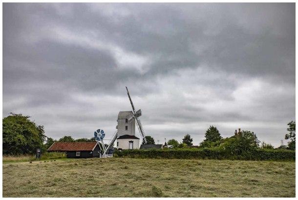 Suffolk Windmill