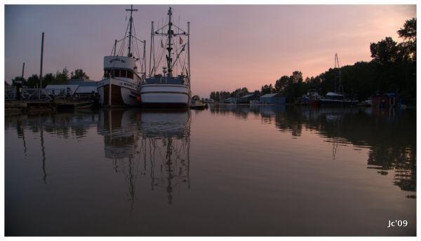 Ladner Harbour