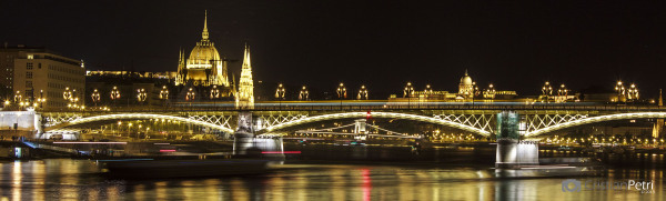 Budapest panorama from Margit Sighet