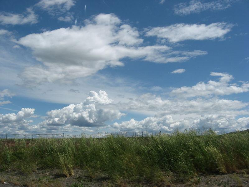 sky clouds washington