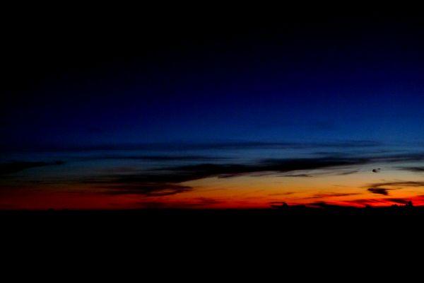 Love like a sunset