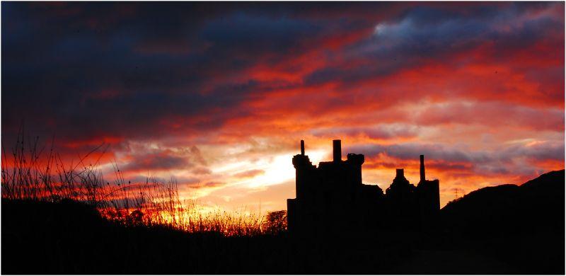 Kilchurn Castle,Argyll, Scotland