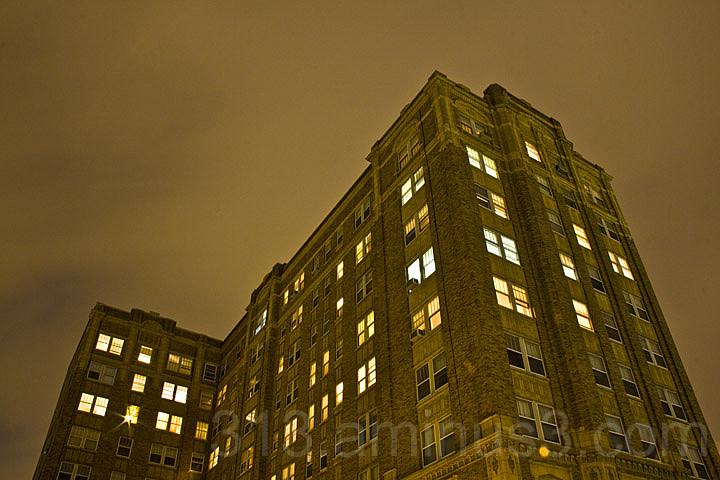 Wayne State Apartment Building