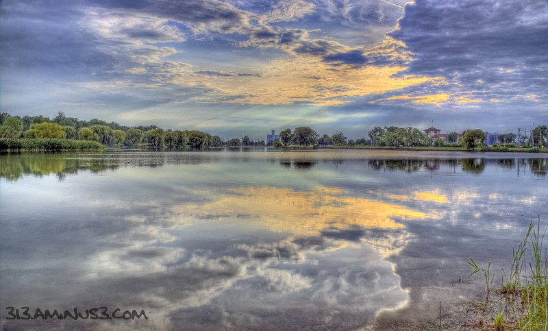 Belle Ilse Lake Muskoday