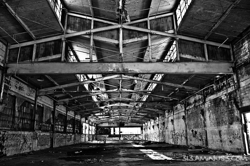 The Packard Plant