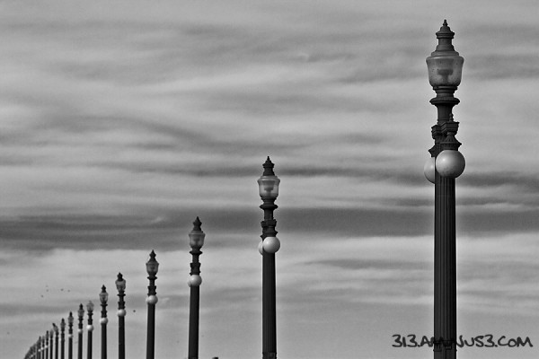 More Street Lamps