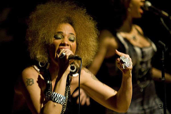 Black Girls Rock a tribute to Betty Davis