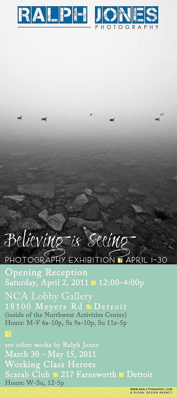 Believing Is Seeing (an open invitation)