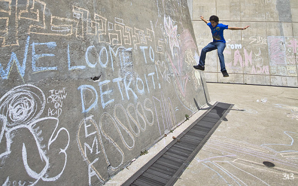 Welcome to Detroit: DEMF