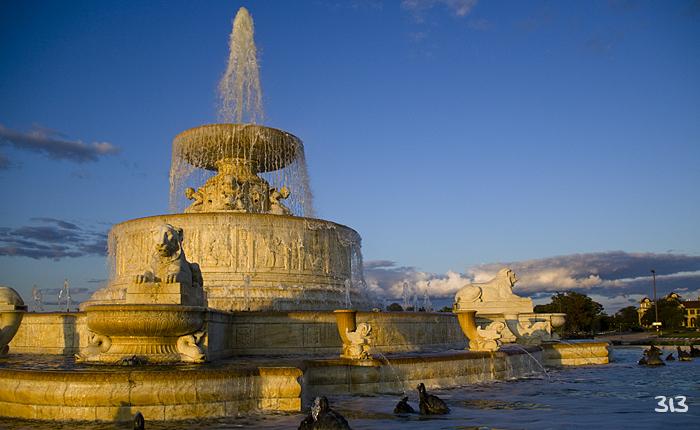 Scott Fountain