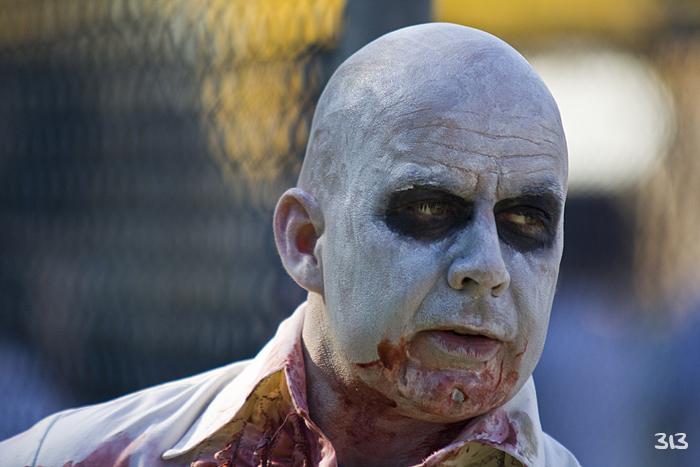 Zombie Walk Detroit