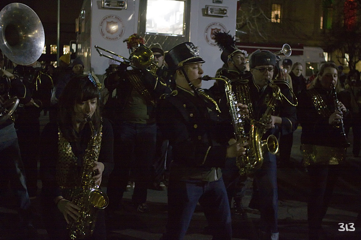 Detroit Party Marching Band