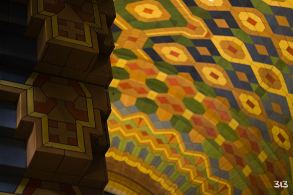 The Guardian Building Lobby