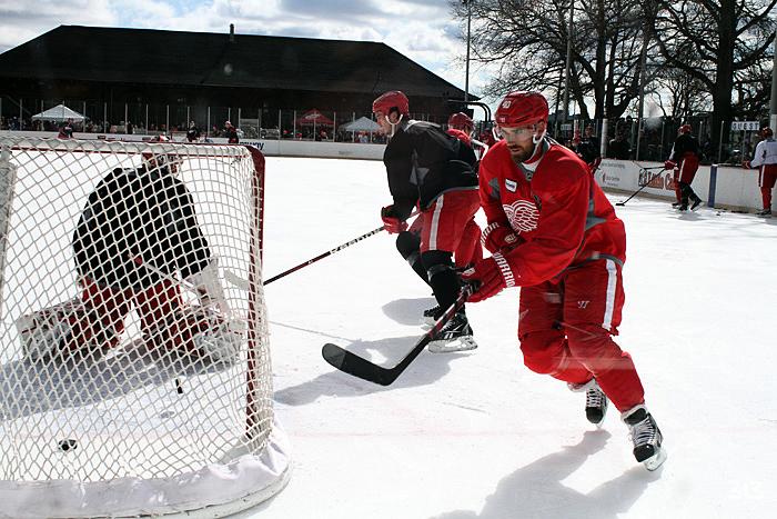 Hockey Day in Hockey Town