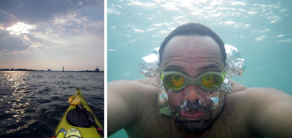 Straits of Dertoit; Selfie