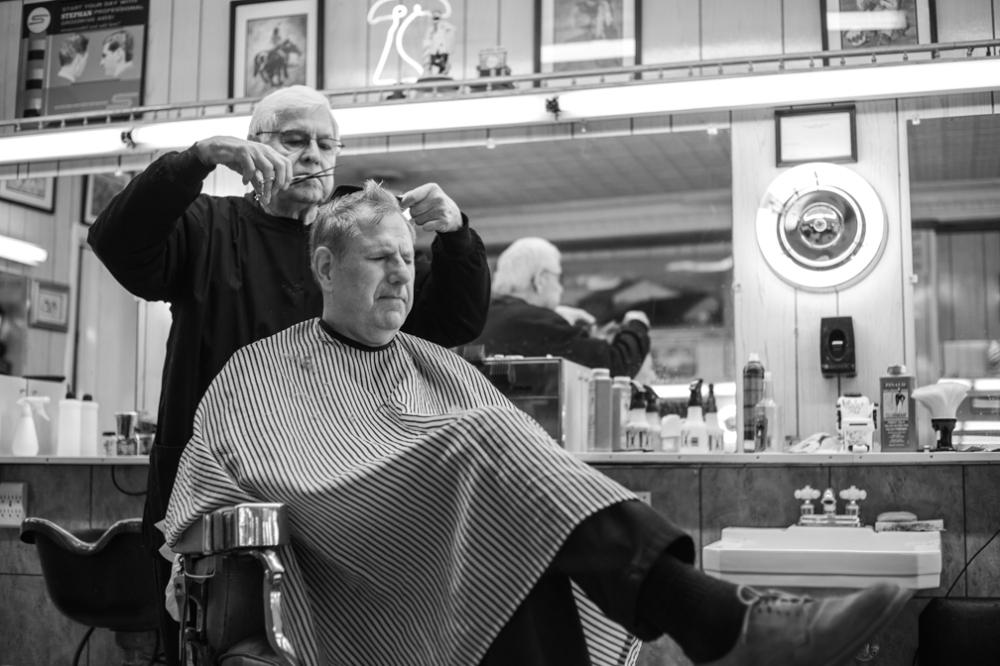 Sam's Barbershop