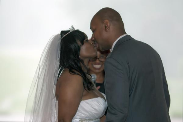 Congarulations Mr. & Mrs White