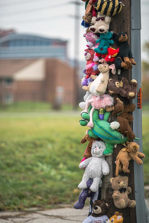 Street Memorial #137