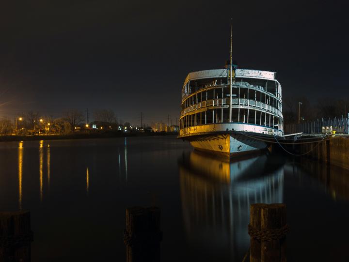 STE CLAIRE ~ Boblo Boat