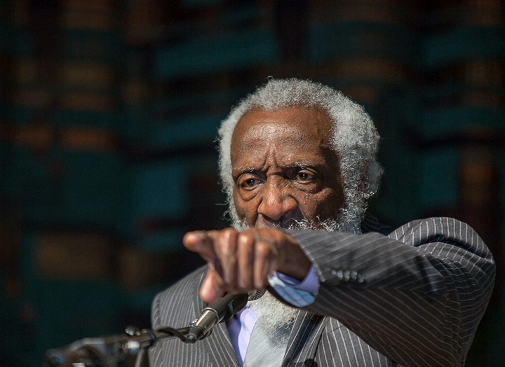 What Would Dick Gregory Do