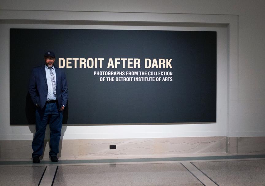 Detroit After Dark