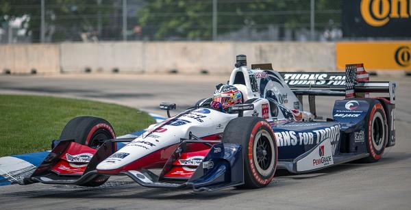 Detroit Grand Prix; SWEEP
