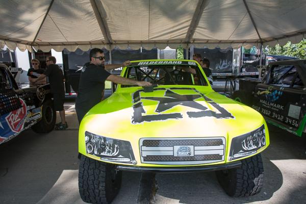 Stadium Super Truck