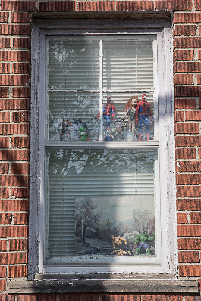 Jimmy's Window to the World