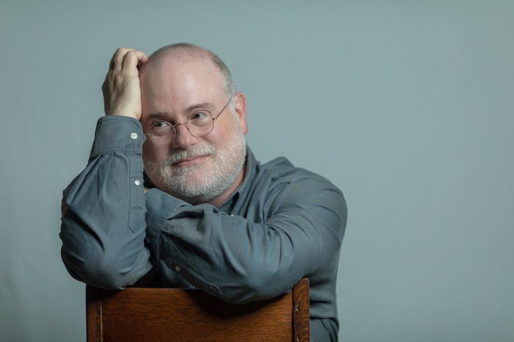 Artist, curator and photographer Jeff Canceloci