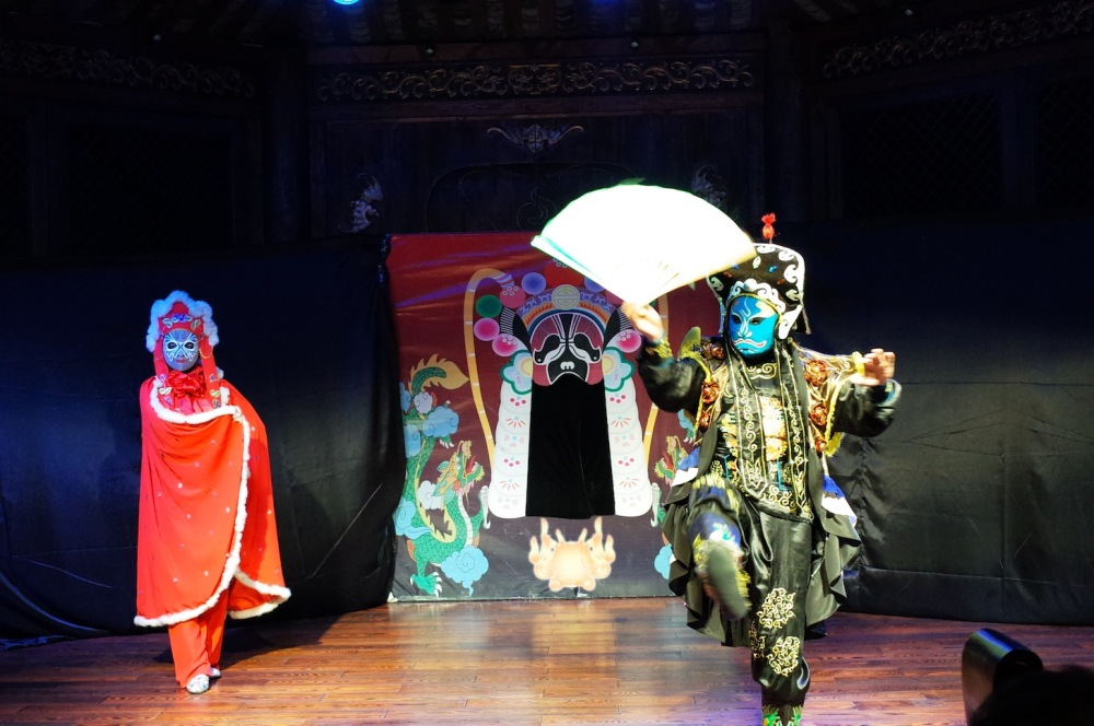 Sichuan Opera @ Shanghai
