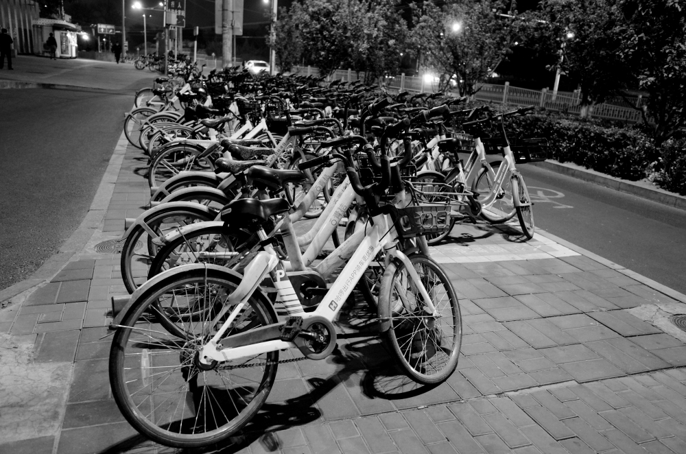 Shared Bicycles in Beijing