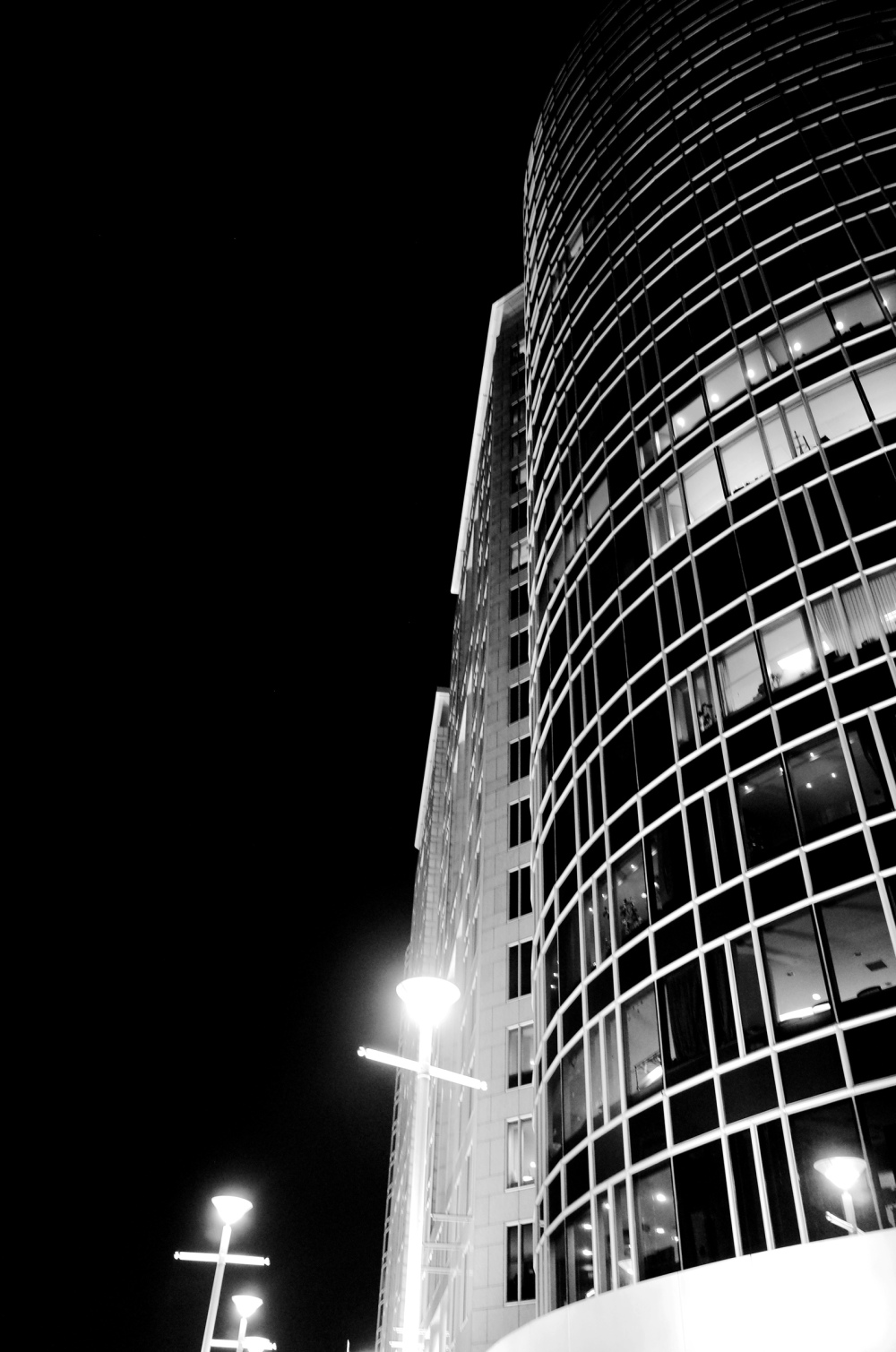 Night x Oriental Plaza