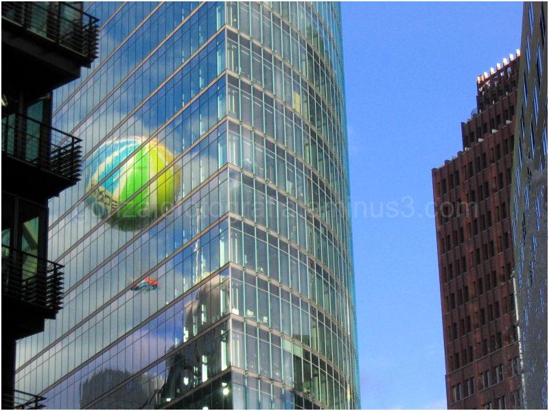 Los globos de Berlin