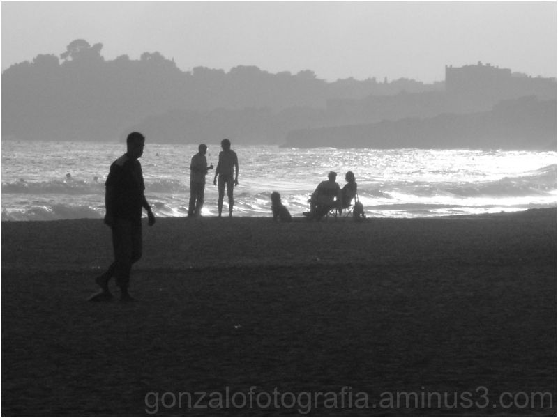 Playa Larga Beach (Tarragona. Spain)