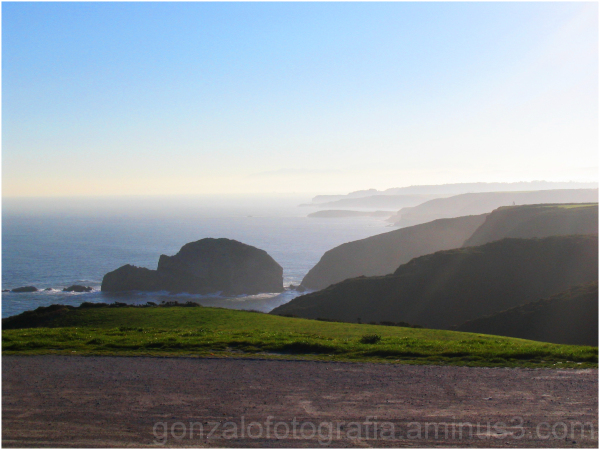 Gozón, Asturias: cantabrian coast.
