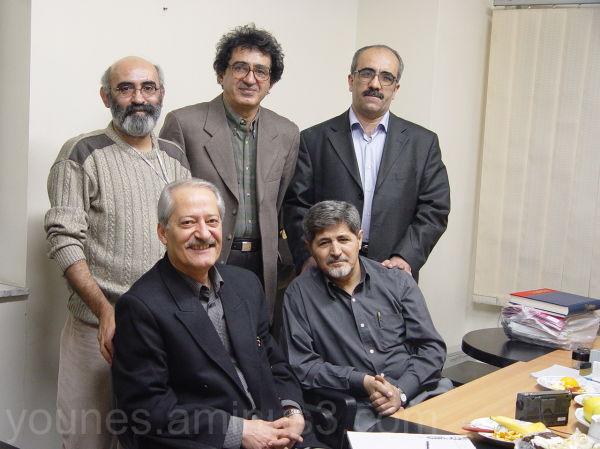 Shokrkhah,Sedighi, Ghasemi, Ghandi and Ghazizadeh