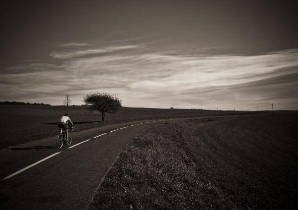 route et cycliste